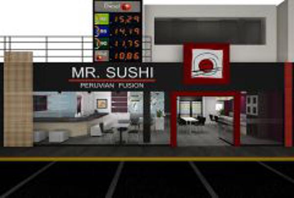 Franquicia Mr Sushi