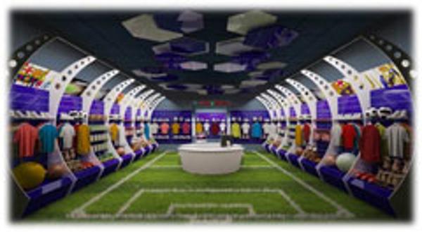 Franquicia Futbol Store