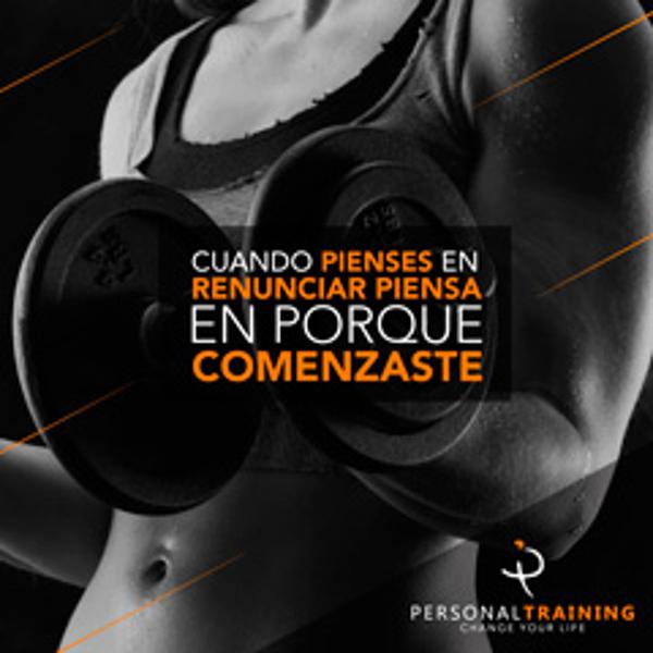 Franquicia Personal Training